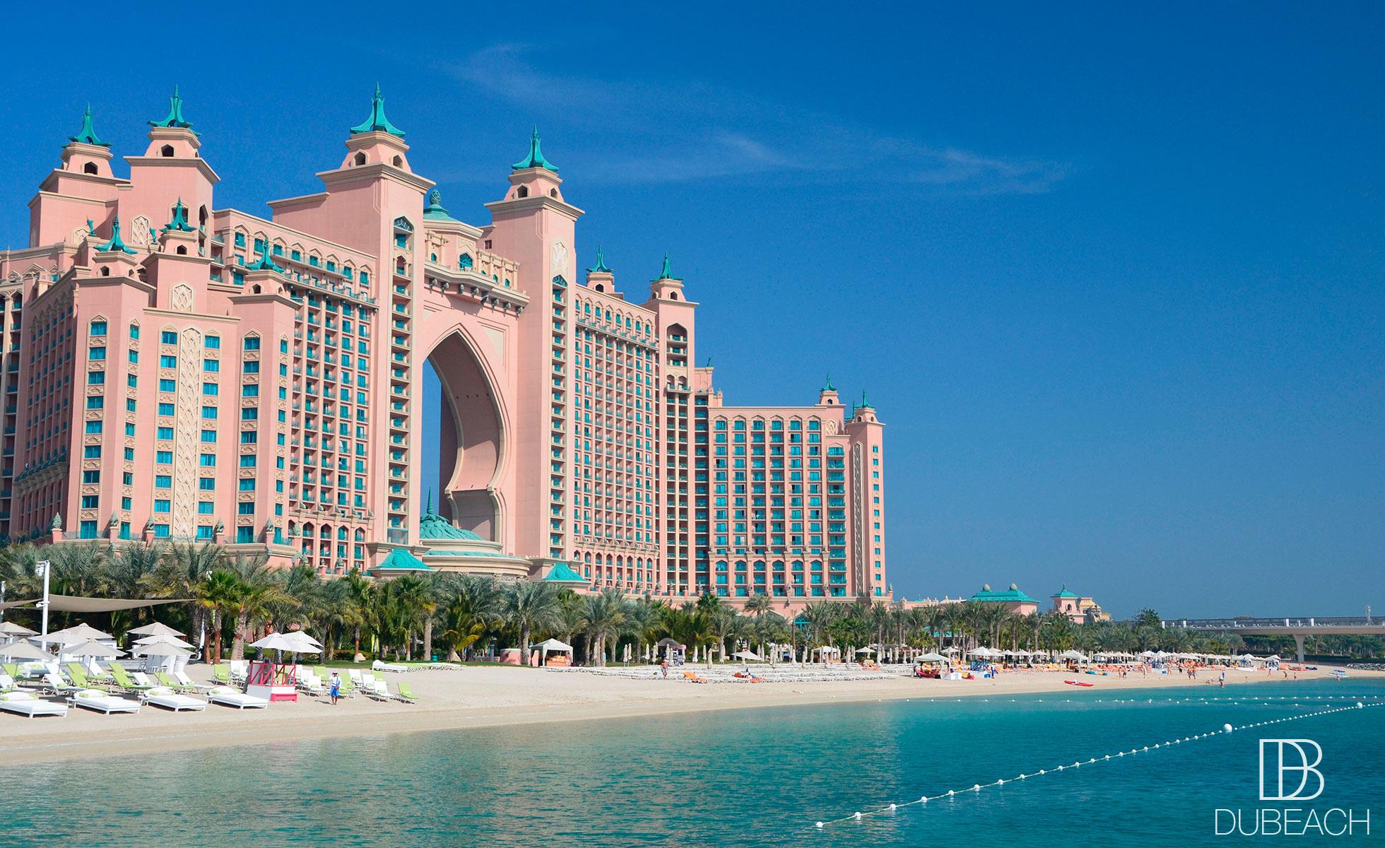 100 atlantis hotel in palm jumeirah the best dubai for Top 100 hotels in dubai