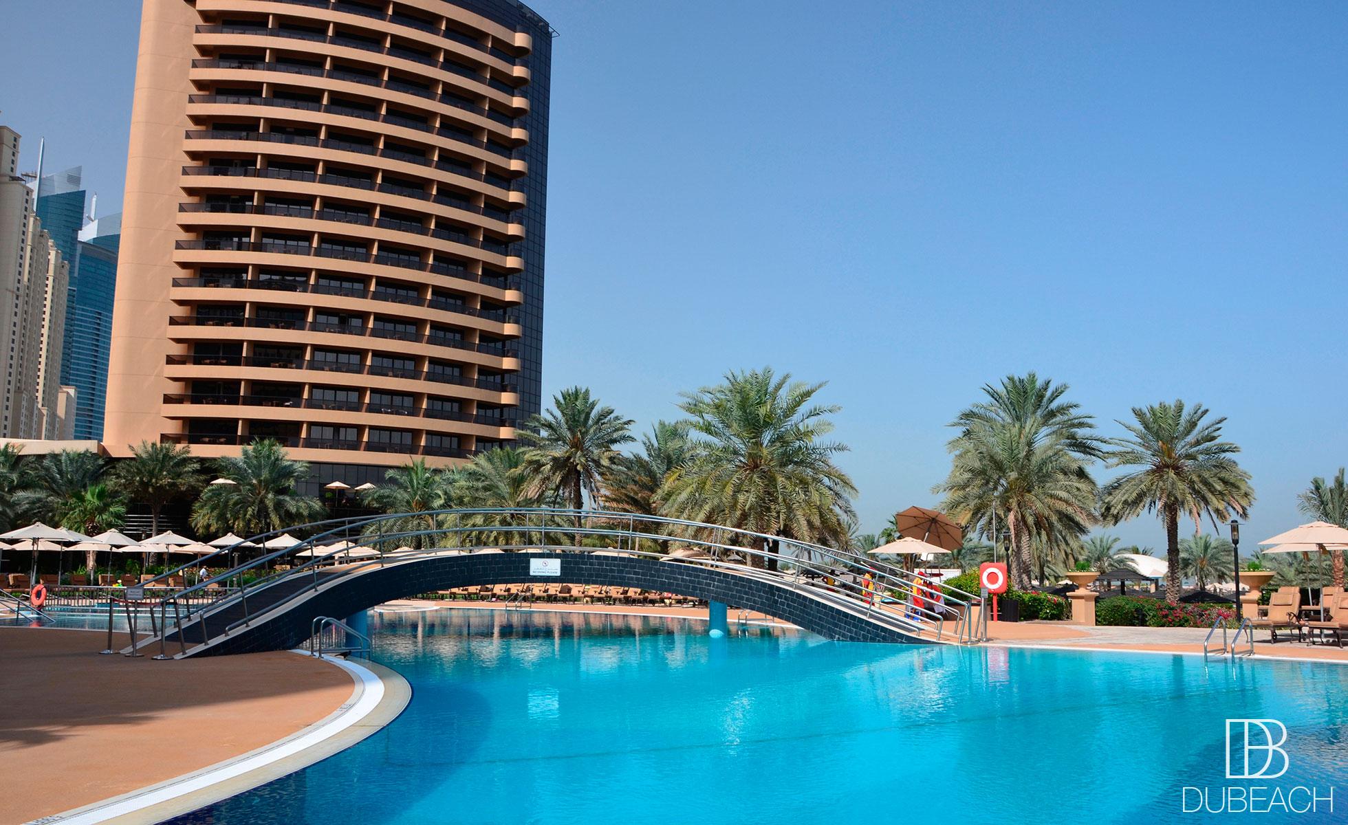 Dubai Hotel Royal Meridien Beach Resort