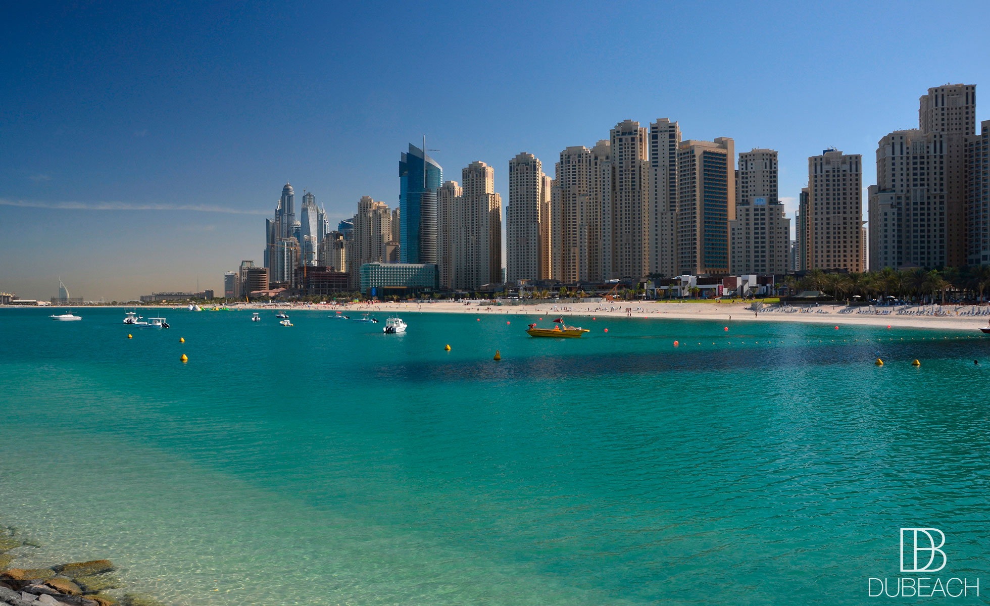 Sheraton Jumeirah Beach Resort Beach And Pool Access