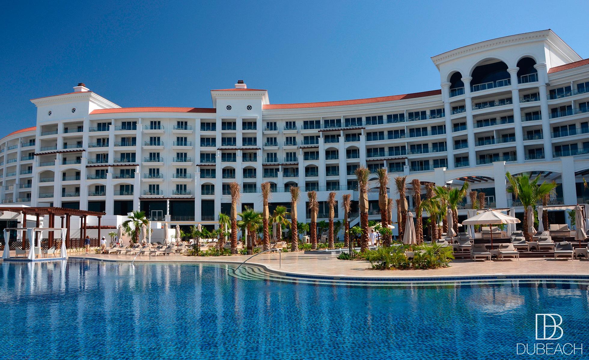 Waldorf Astoria Dubai Palm Jumeirah Beach Pool Access