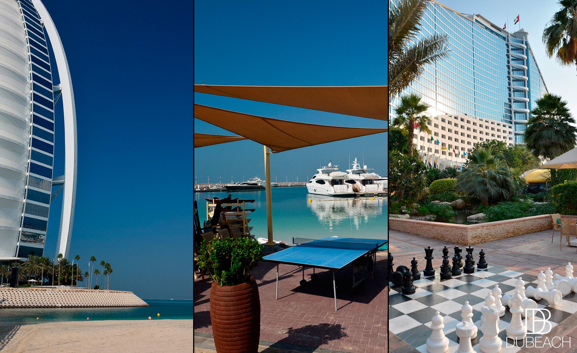 flirting games at the beach resort hotel dubai hotel