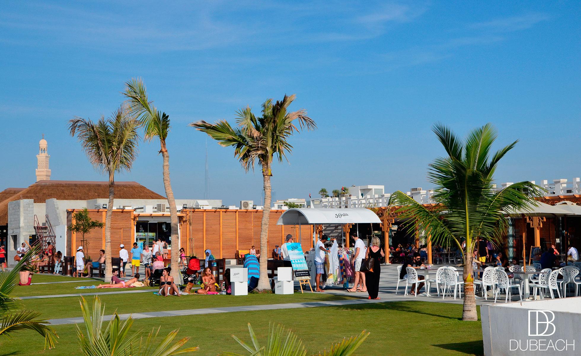 Kite Beach Jumeirah Dubai Location Activities Food Trucks