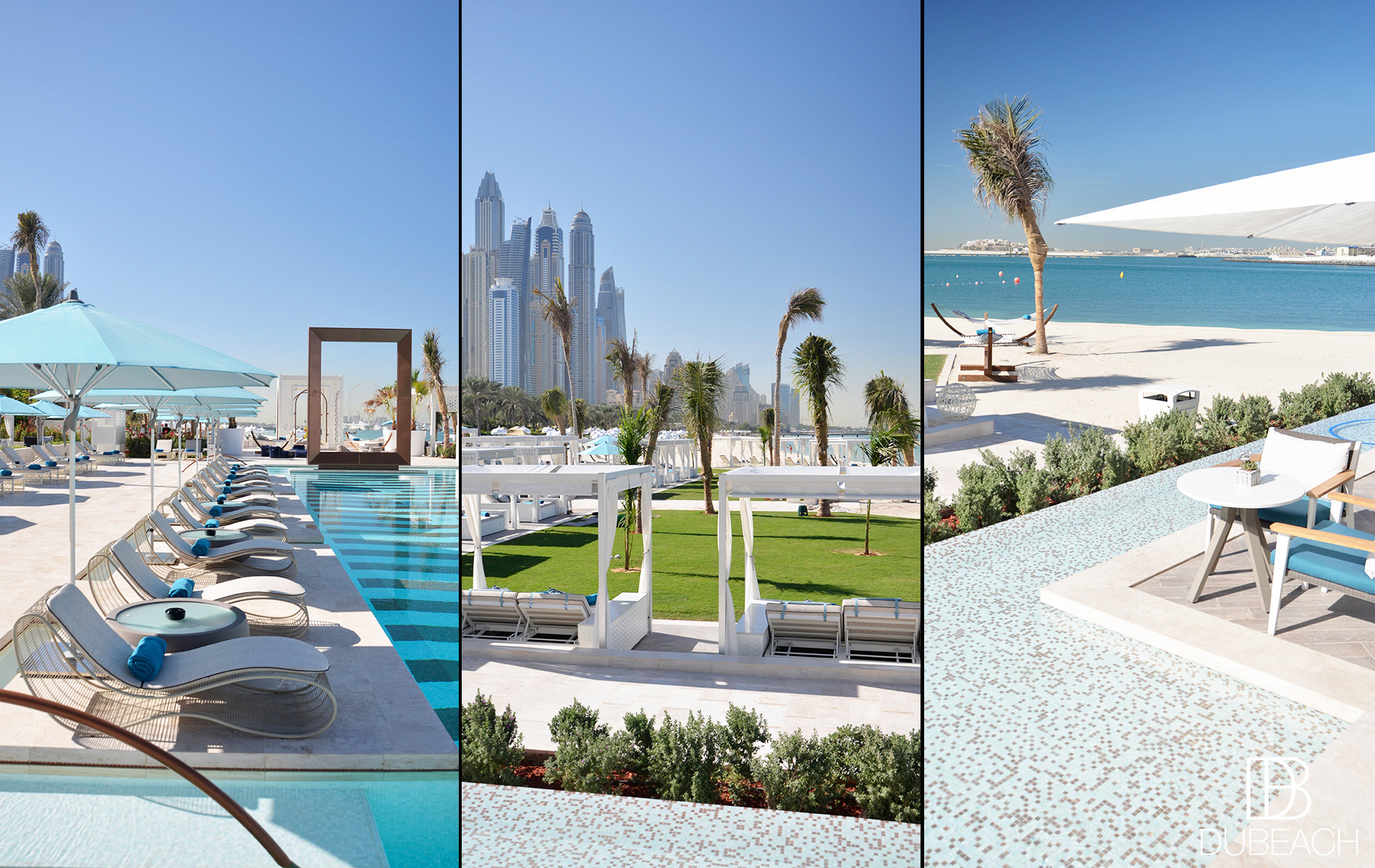 drift beach club dubai one and only royal mirage